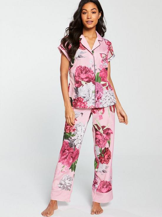 25881a069a73 B By Ted Baker B By Baker Palace Gardens Print Pant