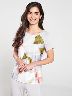 d6cf650e7505 B By Ted Baker B By Baker Chatsworth Printed Jersey Top