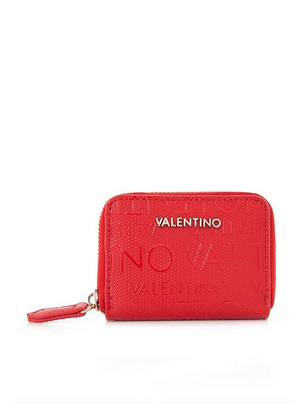 Valentino by Mario Valentino Wallet w red Box