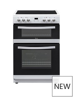 Swan SWAN SX15100W 60CM TWIN ELECTRIC COOKER WHITE