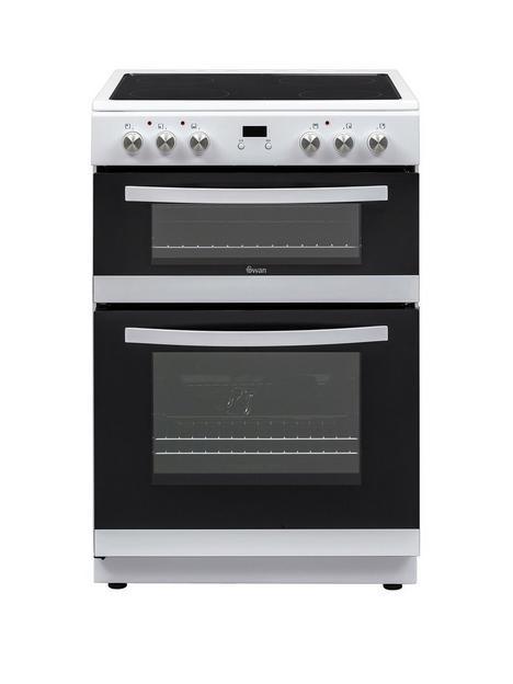 swan-sx158100w-60cm-twin-electric-cooker-white