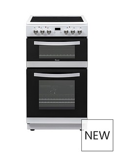 Swan SWAN SX15821W 50CM TWIN ELECTRIC COOKER WHITE
