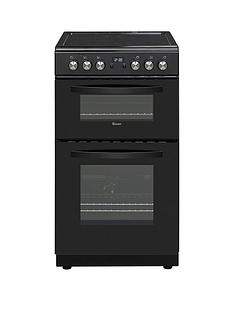 Swan SWAN SX15821B 50CM TWIN ELECTRIC COOKER BLACK Best Price, Cheapest Prices