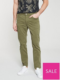 v-by-very-five-pocket-trouser-khaki