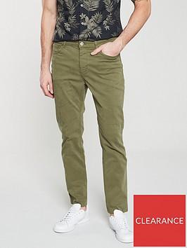 v-by-very-five-pocket-trouser-khaki