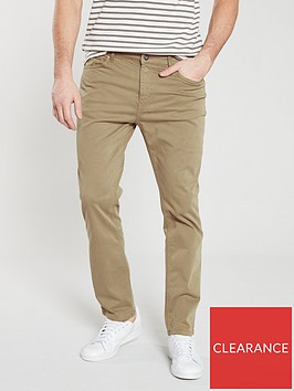 v-by-very-five-pocket-trouser-tan