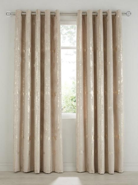 michelle-keegan-home-embossed-velvet-eyelet-curtains