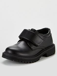 mini-v-by-very-boys-george-chunky-velcro-strap-school-shoes-black