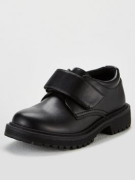 v-by-very-boys-george-chunky-velcro-strap-school-shoes-black