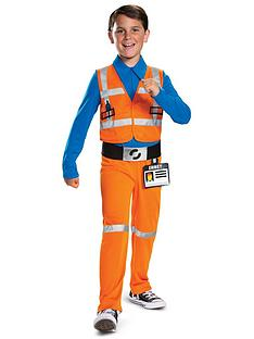 LEGO Lego Movie 2 Emmett Jumpsuit Child Costume