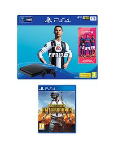 playstation-4-fifa-19-ps4-1tbnbspbundle-with-player-unknown-battlegrounds-andnbspoptional-extras