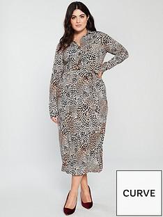 v-by-very-curve-animal-print-maxi-shirt-dress-leopard
