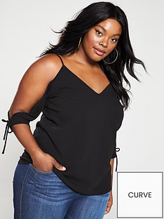 01c9cc33 Plus Size Tops | Plus Size Evening Tops for Women | Very.co.uk