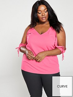 80a16437340 Cold Shoulder | Tops & t-shirts | Women | www.very.co.uk