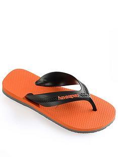 havaianas-max-flip-flops-greyneon-orange