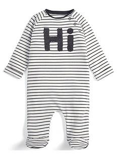 mamas-papas-baby-boys-stripe-smile-sleepsuit