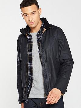 barbour-admiralty-wax-jacket-navy