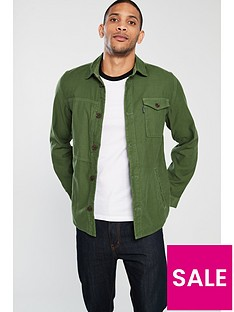 barbour-seaton-overshirtnbsp--khaki