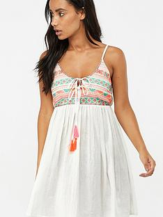 accessorize-embroidered-top-swing-dress-white
