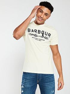 barbour-bressay-tee-white
