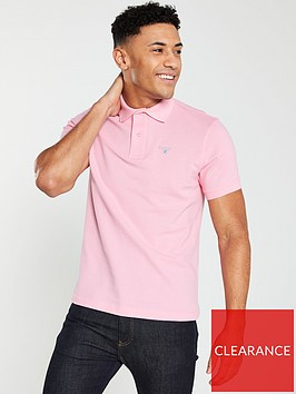 barbour-sports-polo-shirt-pink
