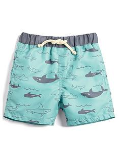 mamas-papas-baby-boys-shark-swim-shorts-blue