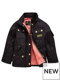 barbour-international-girls-flyweight-quilt-jacket-black