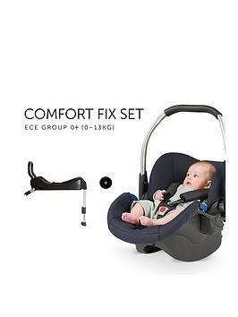 Hauck Comfort Fix Car Seat & Base