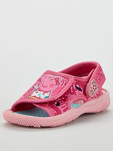 521ec22f1bb Peppa Pig Girls Trecker Sandal