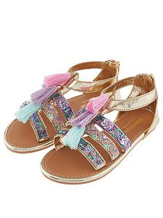2e66fc583b42 Monsoon Girls Maisie Mermaid Beaded Sandal
