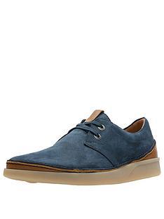 clarks-oakland-shoe-navy