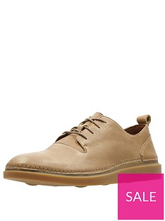 clarks-hale-leather-lace-up-shoe-tan