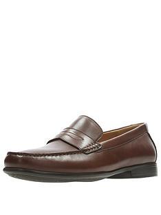 clarks-claude-lane-shoes-brown