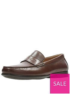 clarks-claude-lane-shoes-brown
