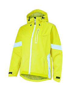 madison-primanbspwomens-waterproof-cycling-jacket-yellownbsp