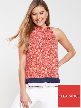 v-by-very-chain-eyelet-swing-top-print