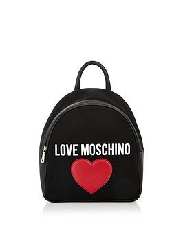 love-moschino-classic-logo-heart-backpack-black