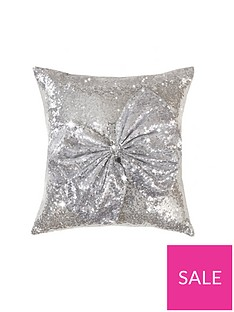 by-caprice-sequin-bow-cushion