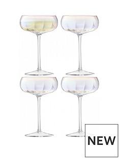 lsa-pearl-champagne-saucers-ndash-set-of-4