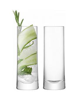 lsa-international-handmade-gin-highball-glasses-ndash-set-of-2