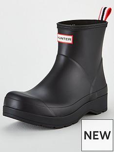 hunter-original-play-chelsea-wellington-boots-black