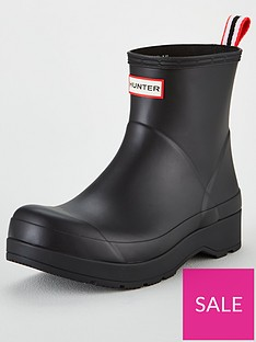 hunter-original-play-chelsea-wellington-boots-black