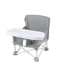 Summer Infant Summer Infant Pop 'N Sit® Booster Seat Grey
