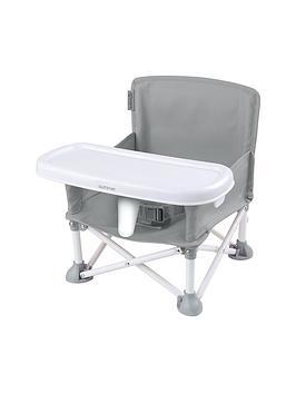 Summer Infant Summer Infant Pop 'N Sit Booster Seat Grey