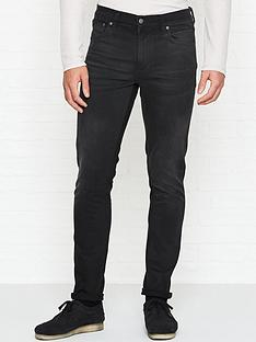 nudie-jeans-lean-dean-slim-fit-black-wash-jeansnbsp--black