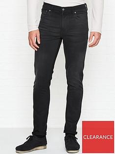 nudie-jeans-lean-dean-slim-fit-black-wash-jeansnbsp--black