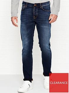 nudie-jeans-grim-tim-slim-fit-ink-wash-jeans-navy