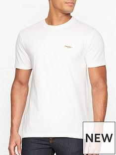 nudie-jeans-daniel-logo-t-shirt-off-white