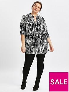 evans-zebra-stripe-overhead-shirt