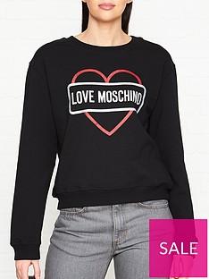 love-moschino-glitter-logo-sweatshirt-black